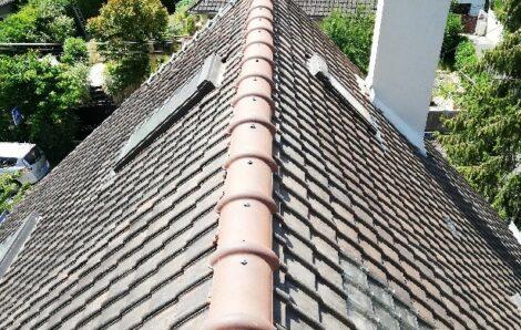 Faîtière neuf avec closoir ventilé Étang-la-Ville 78620