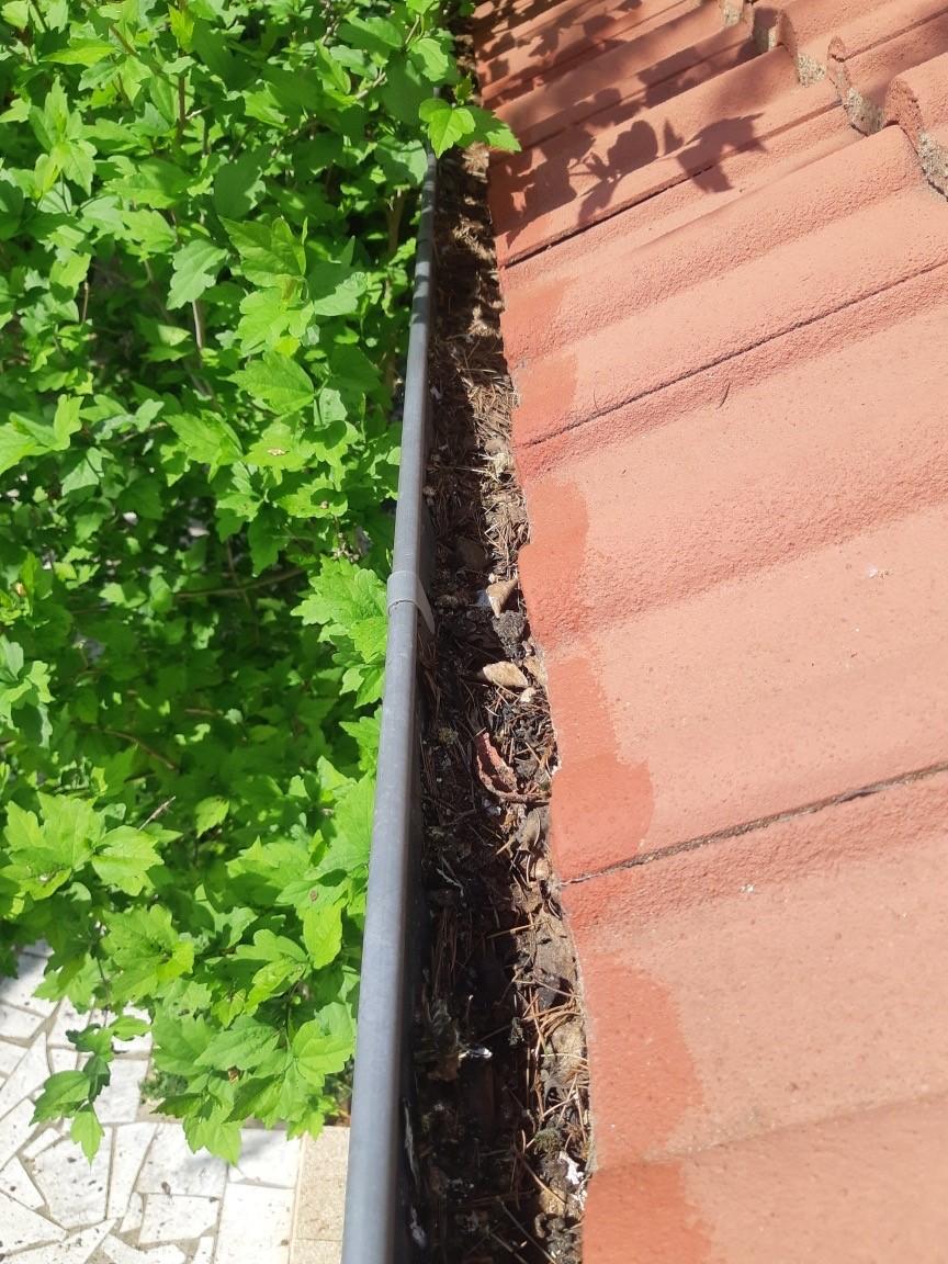 Nettoyage de toiture et gouttières à Verneuil-sur-Seine 78480 - ARTISAN BOUDET 78