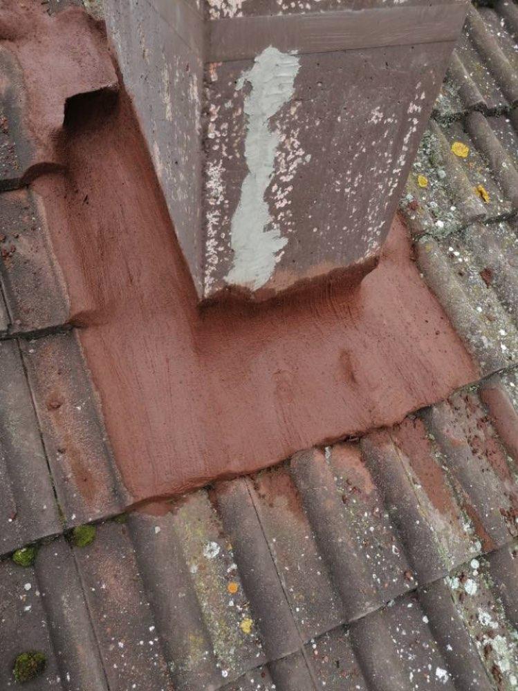 Solin en béton cheminée Verneuil-sur-Seine 78480