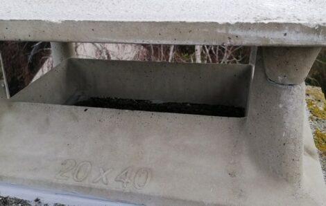 Chapeau conduit de cheminée Chapet 78140