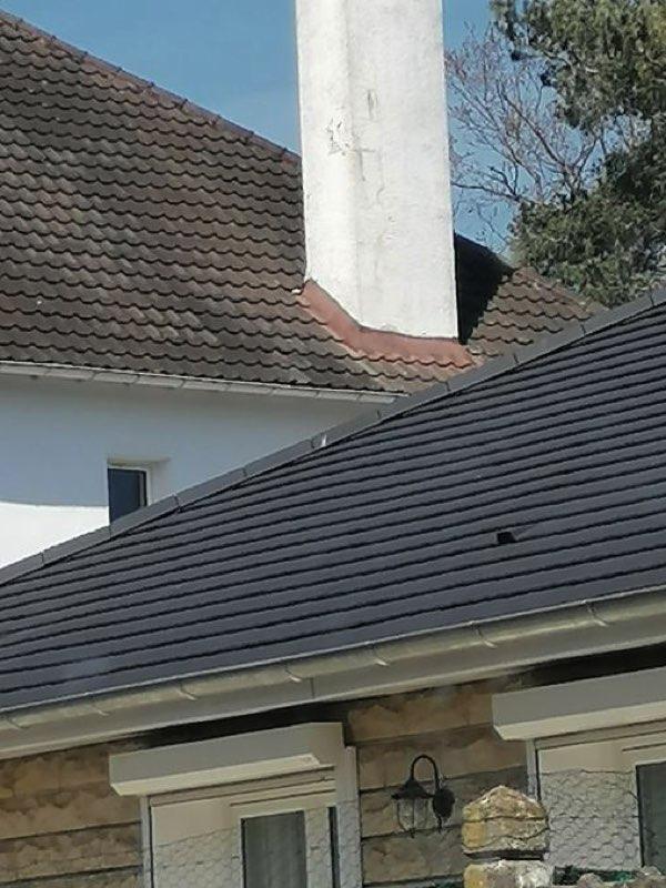 Étanchéité d'un solin de cheminée Verneuil-sur-Seine 78480
