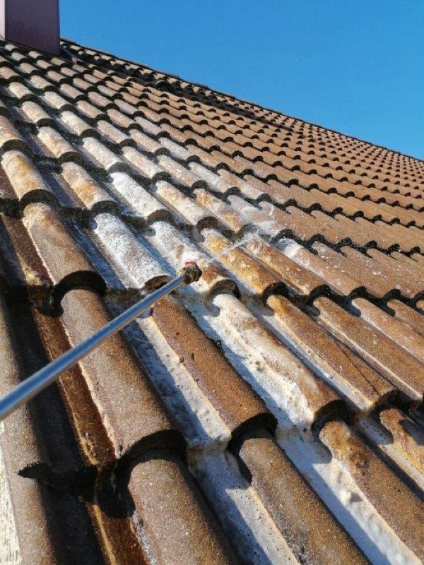 Démoussage toiture Verneuil-sur-Seine 78480