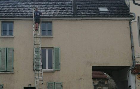 Nettoyage toiture Vernouillet (centre-ville)